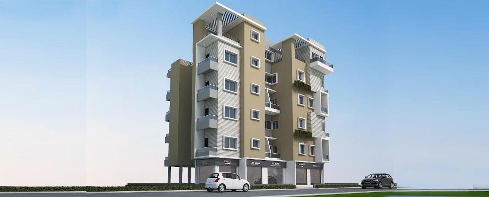 Arihant Nano Pearl Residency, Sangli - 1BHK, 2BHK Flats