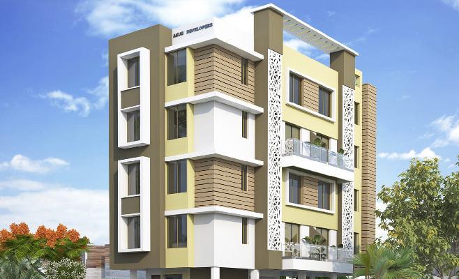 Arihant Nano Ruby, Sangli - 1 & 2 BHK Luxurious Apartments