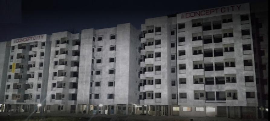 Concept City, Nagpur - Concept City