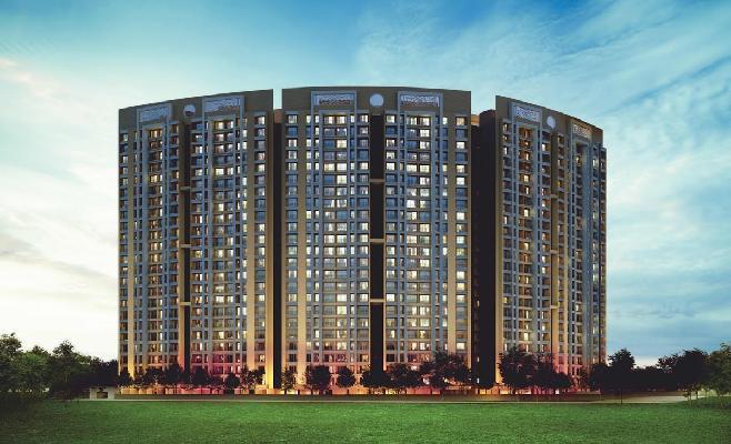 JP Infra Codename Open Streets, Mumbai - 1, 2 & 3 BHK Homes