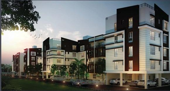 The Universe, Siliguri - 2,3 and 4 BHK Luxury Apartments