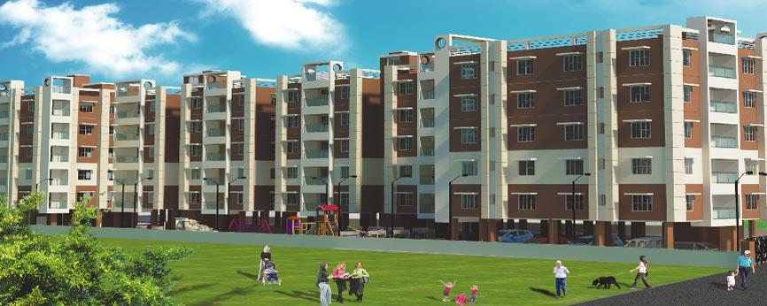 Indigo Residency, Siliguri - 2 BHK & 3 BHK Apartments