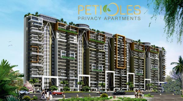 PETIOLES, Gurgaon - 3 & 4 Bedroom Apartments