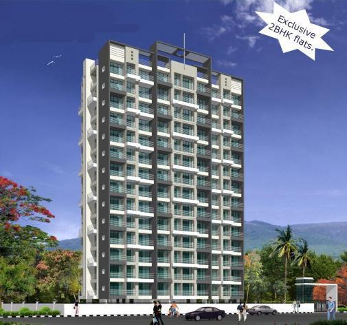 Suncity Avenue, Navi Mumbai - 2 BHK Flats