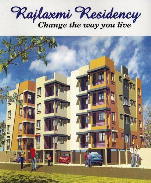Rajlakshmi Residency, Kolkata - 2 BHK & 3 BHK Apartments
