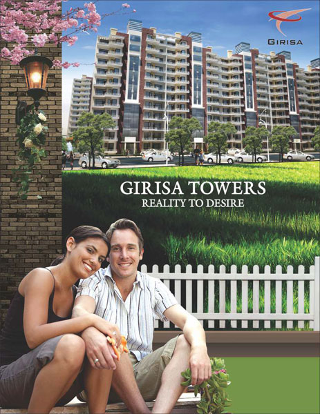 Girisa Towers, Mohali - Luxurious Affordable Residential Apartments