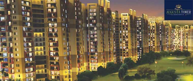 Amrapali Augusta Tower, Noida - Amrapali Augusta Tower