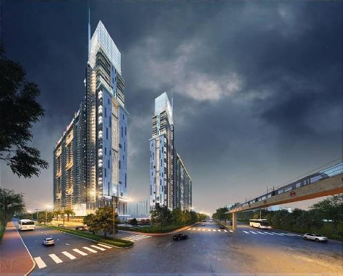Amrapali Aurum Towers, Noida - Amrapali Aurum Towers