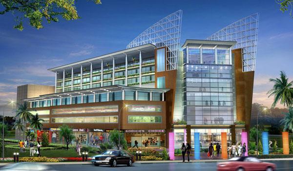 Prime Business Park, Ludhiana - Shopping Mall