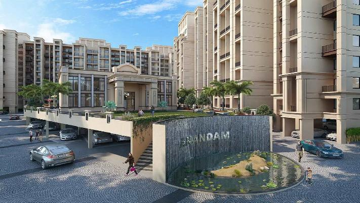 Today Global Anandam, Navi Mumbai - 1BHK & 2BHK Apartment