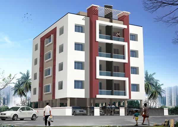 Shakambari Shikhar, Akola - Residential Apartments