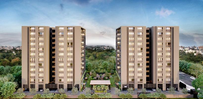 East Ebony, Ahmedabad - 4/5 BHK Luxury Apartment