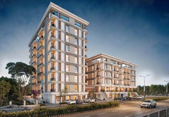Vakratund Bliss, Vadodara - 2 & 3 BHK Apartment