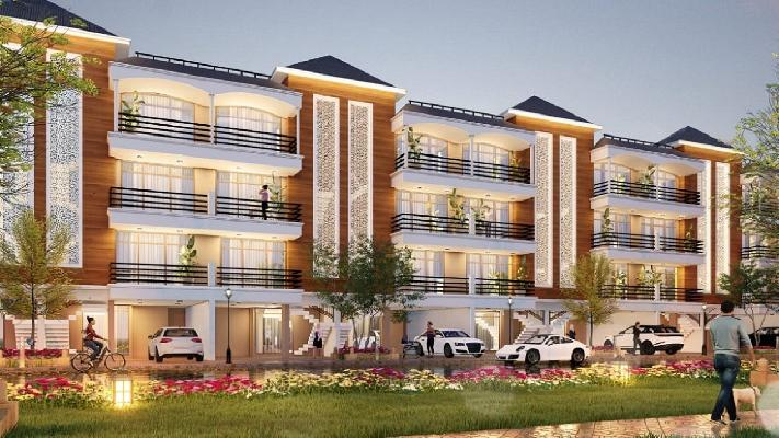 Forteasia The Grand, Bahadurgarh - 1,2,3 BHK, Villas & Plots
