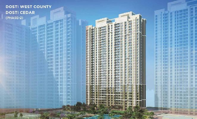 Dosti West County, Thane - 2 BHK & 3 BHK Homes