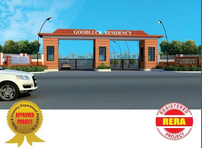 Goodluck Residency, Raipur - Residential Plots