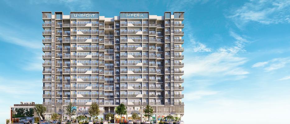 Unimont Imperia, Raigad - 1/2 BHK Apartments