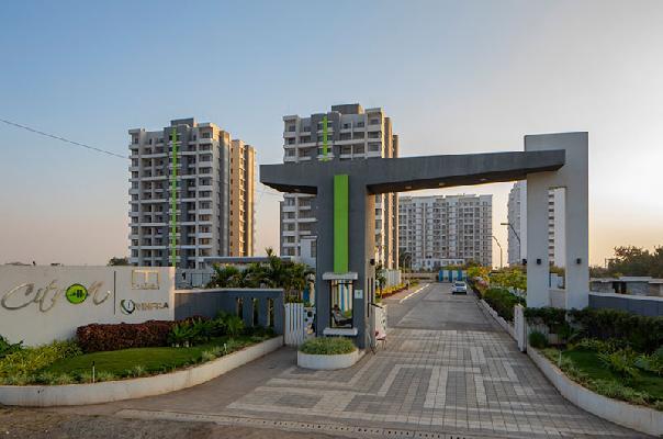 Citron Phase 2, Pune - 1/2 BHK Apartments