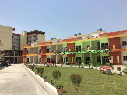 Ishaan Awas Yojana, Roorkee - 2/3 BHK Apartment