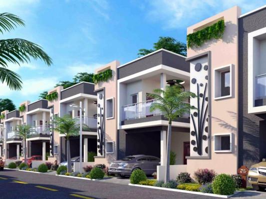 APR Praveens Nature, Hyderabad - 3 BHK Villa