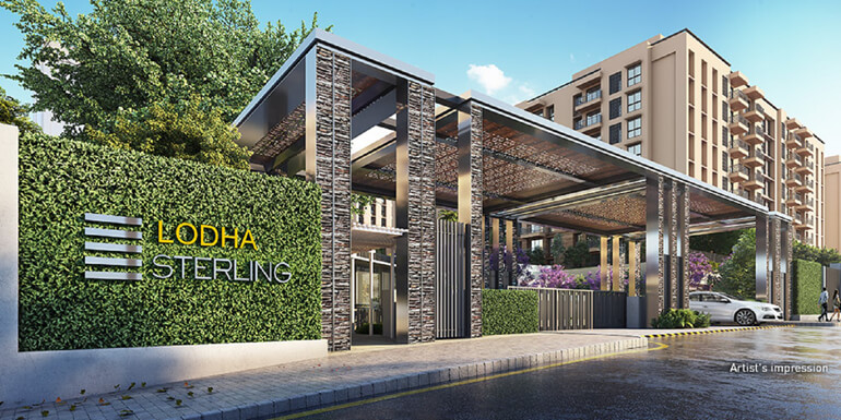 Lodha Sterling, Thane - 2/3 BHK Apartment