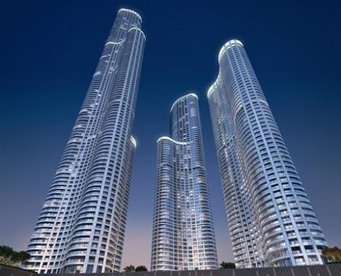 The World Towers, Mumbai - 3/4/5 BHK Apartment
