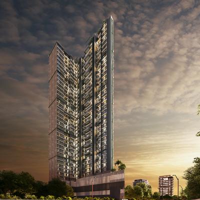 Paradigm Antalya, Mumbai - 1/2/3 BHK Apartments
