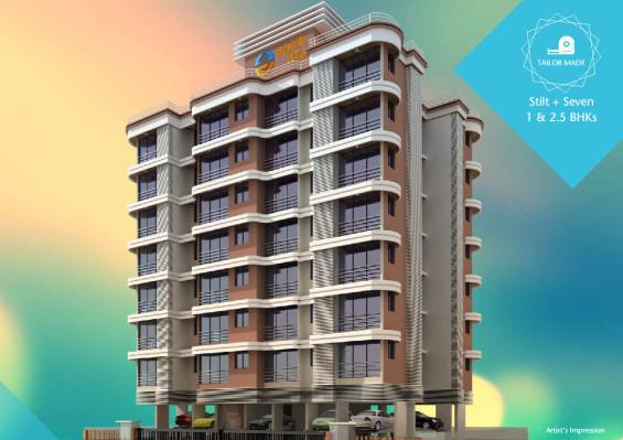 Aayush Aura, Mumbai - 1 & 2.5 BHK Homes
