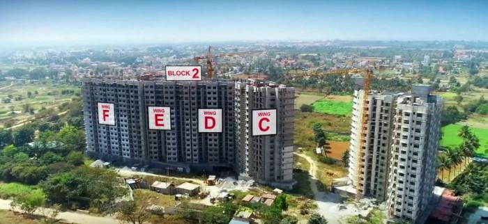 Codename Maximum Khushiyaan, Bangalore - 1/2 BHK Apartments