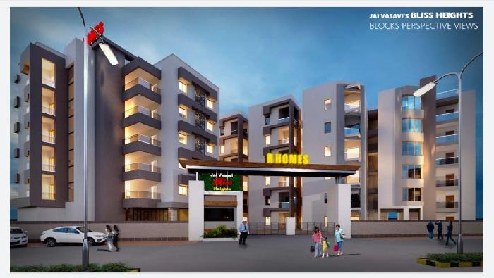 Jai Vasavi's Bliss Heights, Hyderabad - Jai Vasavi's Bliss Heights