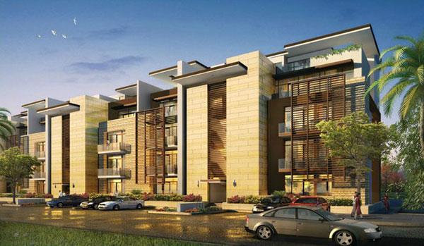 Capital City, Zirakpur - 3 & 4 Bedroom Apartments
