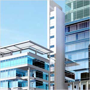 Park Centra, Gurgaon - Commercial Complex for IT & IT Enabled Companies