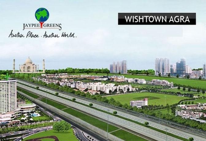 Wishtown Agra, Agra - Residential Plots