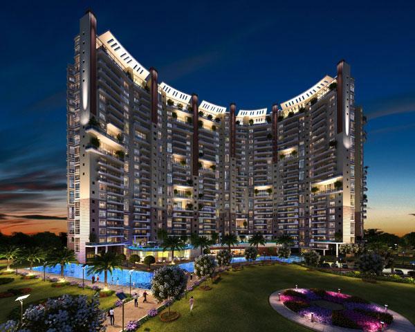 RisingCity, Mumbai - 3 BHK Residential Apartments