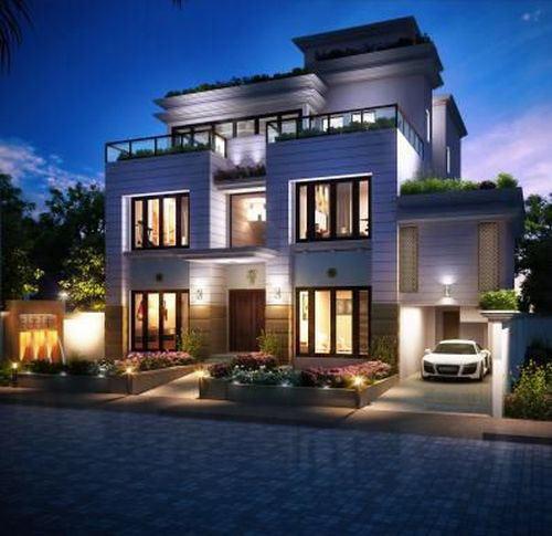 Visionnaire Villas, Gurgaon - Residential Villas