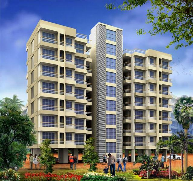 Ionic Eco City, Mumbai - 1 & 2 BHK Luxurious Apartments