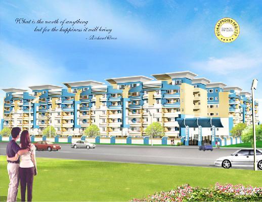 Regalia Towers, Chandigarh - 2,3 and 4 BHK Luxury Apartments