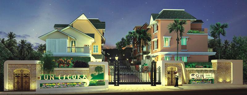 Sun Escora, Goa - Residential Apartments