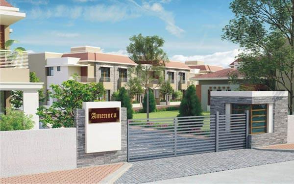 Amenora, Vadodara - Independent House