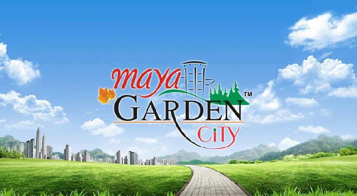 Maya Garden City, Zirakpur - 3 BHK AC Apartments