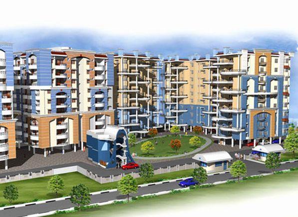 Rudraksh Green, Ranchi - Residential Apartments