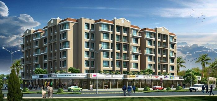 Neelsidhi Joya, Navi Mumbai - Residential Apartment