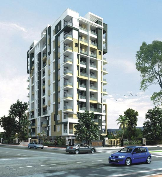 Aishwarya Heights, Jaipur - Premium Luxury Apartment