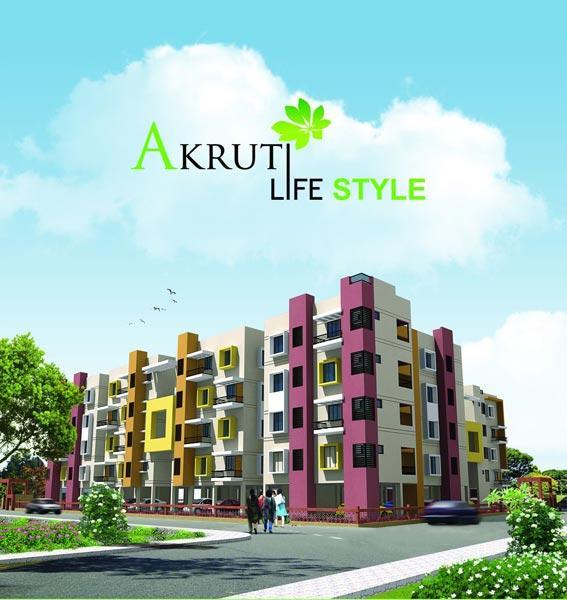 Akruti Life Style, Bhubaneswar - 2 BHK & 3 BHK Apartments