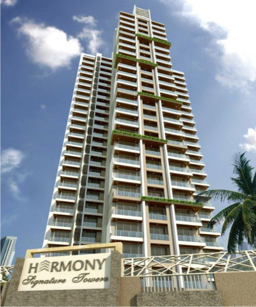 Harmony Signature Tower, Thane - 2/3/4 BHK Apartments
