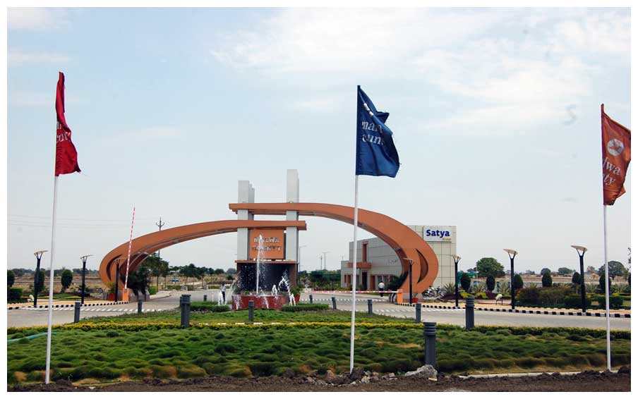 Malwa County, Indore - Massive Township