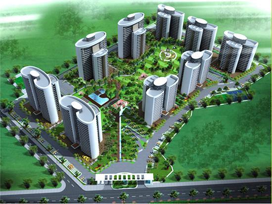 Chintels Paradiso, Gurgaon - Residential Apartments