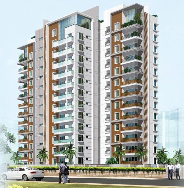Royal Town Heights, Delhi - Residential Apartments