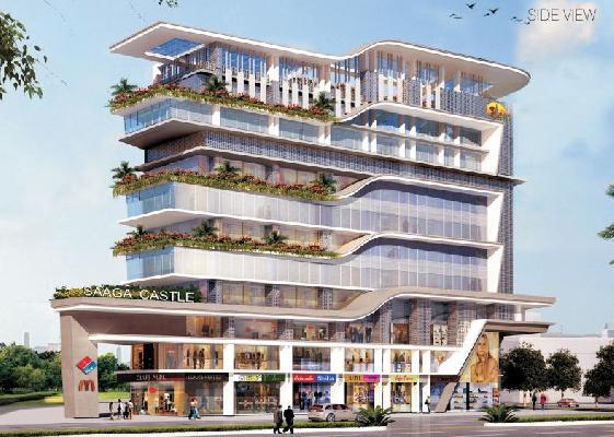 Saga Castle, Bhiwadi - Residential Cum Commercial Project