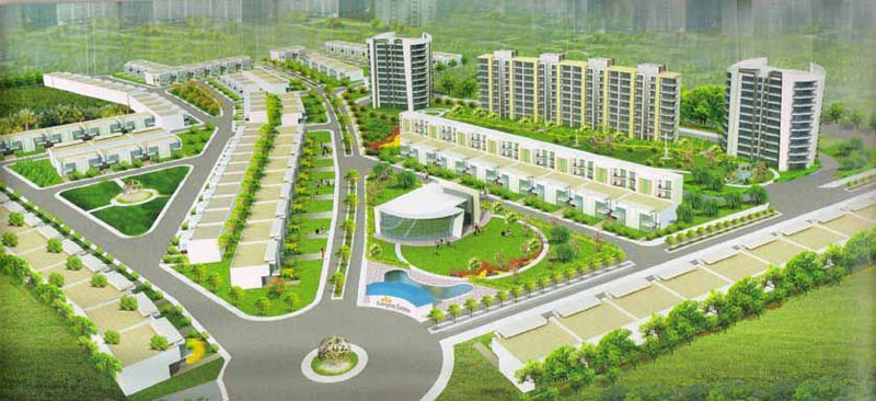 European Estates, Meerut - Residential Apartments